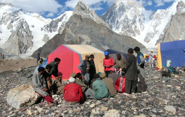 Peoples and Mountains of Pakistan