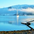Ski touring in LYNGEN ALPS. NORWAY. Ski & Sailing from Sea to Summit. 2020 – <b>from 2565 EUR€</b>