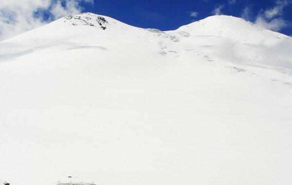 "Elbrus 2014 ""LA GRAN TRAVESSA"" by Xavi Arias"