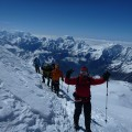 Mt. Elbrus (5642 m), Traverse South-North, 2017  – <b>from 1015 EUR€</b>
