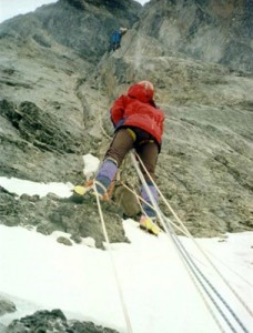 Eiger. Swiss Alps. 1997