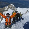 "Ascent on Mt. Blanc (4808 m) by ""ordinary Gouter Route"" 2016 – <b>from 1175 EUR€</b>"