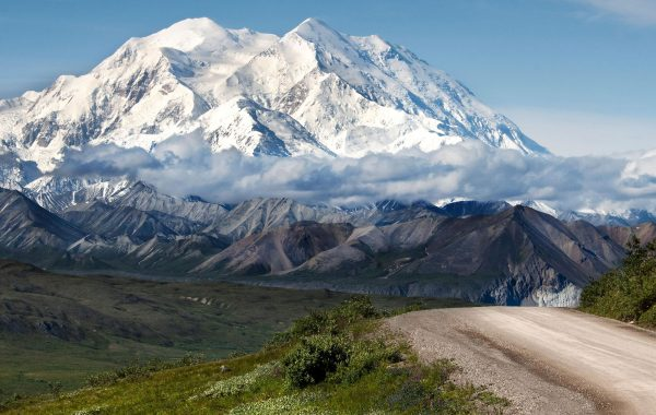 Mt. McKinley. Denali. Alaska 2006. Video by Konstantin Gruzdev.