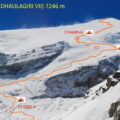 Putha Hiunchuli (7246 m), Nepal. Guided expedition. 2020 – <b>from 6495 EUR€</b>